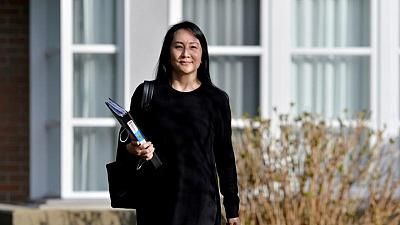 Canada judge won't allow Huawei CFO to use HSBC documents in U.S. extradition case
