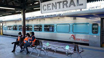 Sydney, Australia's largest city, in two-week hard COVID-19 lockdown
