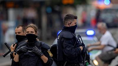 Germany knife attack victims were all women -police