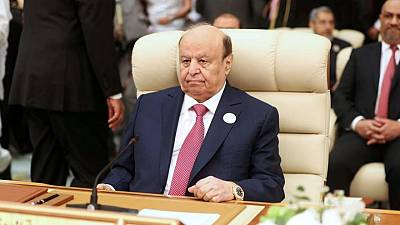 Yemen's president Hadi headed to the U.S. for usual medical checkups - SABA