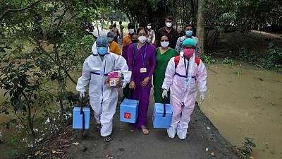 India COVID-19 cases rise by 50,040 amid concern about Delta variant