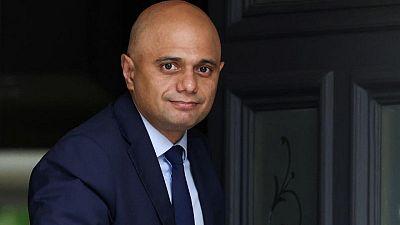 """وزير الصحة البريطاني الجديد يقول هدفي """"العودة إلى الحياة الطبيعية"""""""