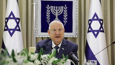 Biden, Israeli President Rivlin to discuss Iran, Israel defense needs