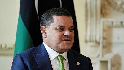رئيس الحكومة الليبية المؤقتة يلتقي بوزير خارجية المغرب ويجتمع برئيس الحكومة الاثنين