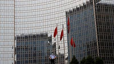 Police checks and patriotic flowers: Beijing leaves nothing to chance ahead of Party centenary