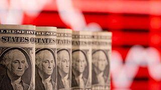 U.S. dollar posts best month since November 2016; nonfarm payrolls loom