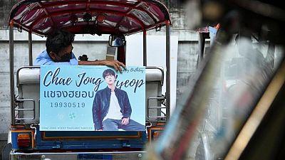 K-pop activism a lifeline for Thailand's hard-hit 'tuk tuk' drivers