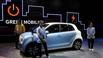 Chinese automaker Great Wall aims to sell 4 million cars in 2025