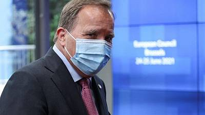 Clock counts down for Swedish PM Lofven as snap election looms