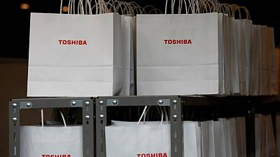 Former Toshiba board chairman had support rate of 43.7% at AGM