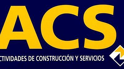 ACS anuncia cambio de su programa de recompra de acciones y fija la inversión máxima en 639 millones de euros