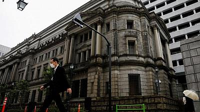Exclusive-BOJ to offer zero rate, long-term loans in climate scheme - sources