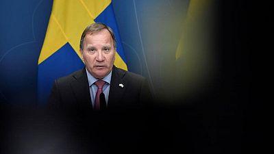Swedish PM Lofven resigns, speaker to seek new government
