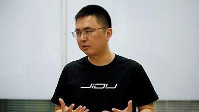 Baidu's EV firm Jidu hires ex-Cadillac designer -sources