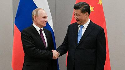 Russia, China extend friendship and cooperation treaty -Kremlin