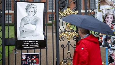 Feuding princes to reunite for unveiling of Diana statue in London