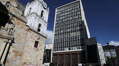 Banco Central de Colombia inicia reunión en la que dejaría estable tasa de interés