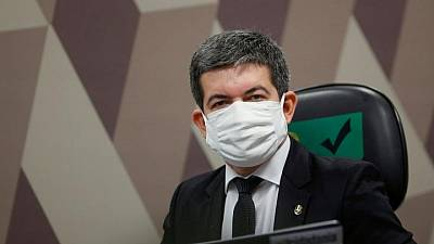 Brazil senator files criminal complaint against Bolsonaro over vaccine deal