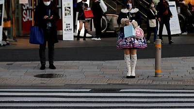 Japan's retail sales rise for 3rd month, but overall trend still soft