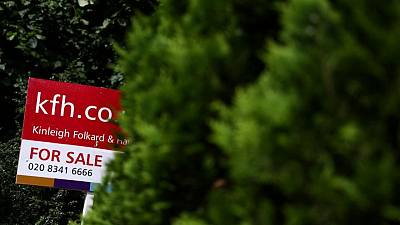 Pandemic boom drives UK house prices up by most since 2004