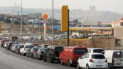 Lebanon's government raises fuel prices amid violence, roadblocks