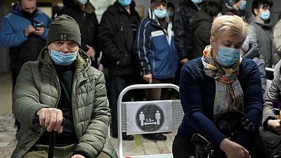 روسيا تسجل 20616 إصابة جديدة و652 وفاة بكوفيد-19
