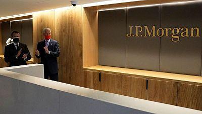 Paris gets new JPMorgan trading hub in post-Brexit push