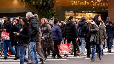 France sees June consumer boom after COVID restrictions eased