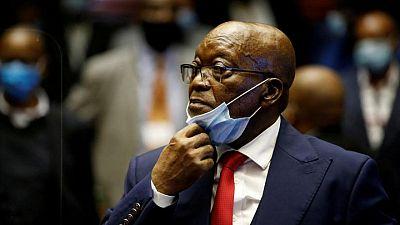 Anti-apartheid veteran Zuma casts long shadow over South Africa
