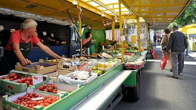 German inflation slows but remains above ECB target in June