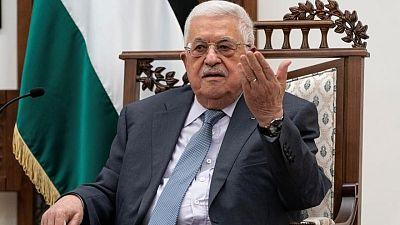 عباس: اتفاقات التطبيع بين إسرائيل والدول العربية وهم لن يحقق السلام