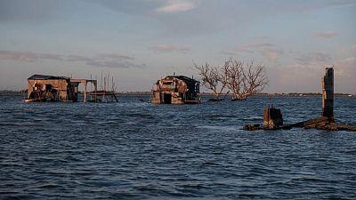 دراسة: السواحل الآسيوية والاستوائية أكثر عرضة لارتفاع مياه البحار