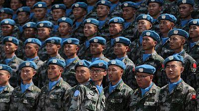 U.N. states agree to $6 billion peacekeeping budget, averting shutdown