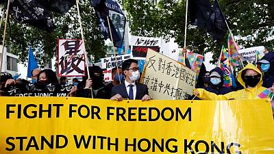 Hong Kong security law is 'a human rights emergency' - Amnesty