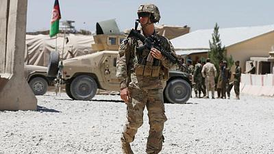 U.S. military days away from completing Afghan withdrawal - sources