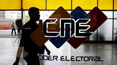 Autoridad electoral de Venezuela levanta veto a coalición de partidos opositores