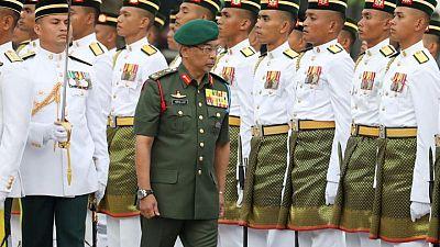 Malaysia king seeks special parliamentary sitting before Aug 1 -Bernama