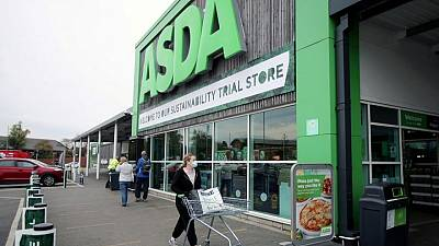 Britain's Asda launches one-hour 'Express Delivery' service