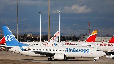La UE investiga la compra de Air Europa por IAG