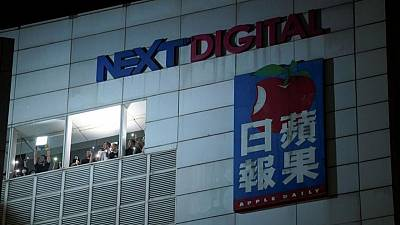 HK tycoon Jimmy Lai's Next Digital to stop operating from July 1 -memo