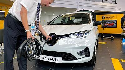 Renault unveils plans to grow in electric vehicles sector