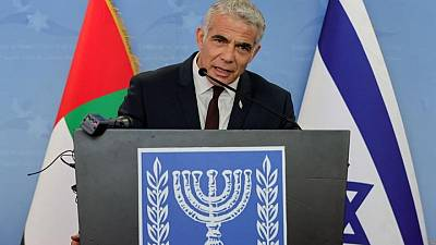 Israel seeks to extend new Gulf ties to all Middle East, says Lapid