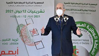 تعيين وزير المالية الجزائري رئيسا للوزراء