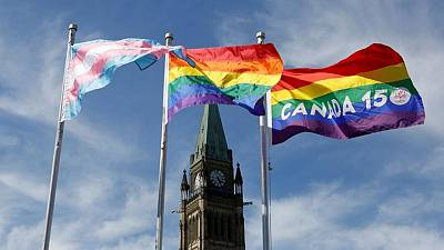 Canada's Senate puts LGBT conversion therapy bill on hold for summer