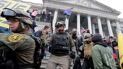 Comité de Cámara de Representantes EEUU exige registros sobre ataque del 6 de enero al Capitolio