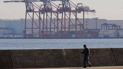 Japan business mood improves in Q2 to 2-1/2-year high - tankan