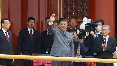 China's Xi pledges 'reunification' with Taiwan on party's birthday