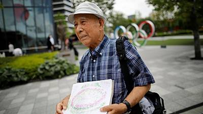 'Sad, lonely feeling': Tokyo man evicted twice, 50 years apart, for Olympic construction