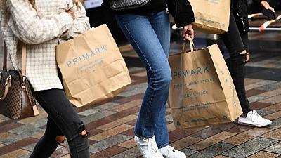Primark sales ahead of company expectations in latest quarter