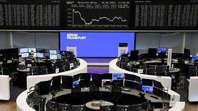 Las bolsas europeas suben olvidando de momento el miedo al virus y a la inflación